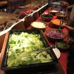 イタリアンレストラン&バル GOHAN - サラダバー
