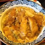 割烹 中央 - 料理写真:カツ丼