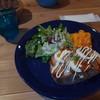 カフェ プイスト - 料理写真:照り焼きチキンスモーブロー