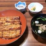 111605049 - うな丼 梅(3,600円+税)