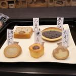 カレット常滑店 かどや - 和菓子もあります