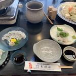料理旅館 木村屋 - 料理写真: