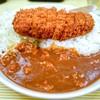 とんかつ檍のカレー屋いっぺこっぺ - 料理写真:■ロースカツカレー 1000円