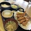 かつ亭 - 料理写真:えびフライ定食100 1/2