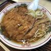 珍来 - 料理写真:トンカツラーメン