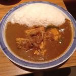 エチオピアカリーキッチン - チキンカリー
