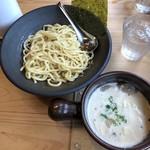 濃厚つけ麺まる家 - 料理写真: