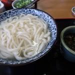 栄吉 - 料理写真:釜揚げうどん