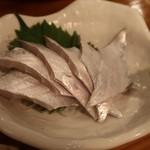 海鮮屋台おくまん - 太刀魚造り