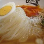 ぴょんぴょん舎 - 盛岡冷麺アップ