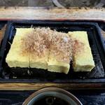 いろり - 合掌豆腐の焼きどうふ