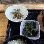 いろり - 小鉢