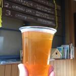 高尾ビールおんがたブルワリー&ボトルショップ - 森は生きている ゆずVer.