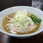 らーめん なんぞ屋 - 料理写真:和風カレーとじラーメン