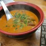 スタミナ苑 - テグタンスープ