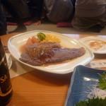 八勝亭オリエント  - サーロインステーキ