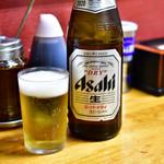 香蘭 - 瓶ビール@税込500円