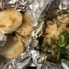 今生焼  - 料理写真:かかってこい山芋焼きと、鳥ももおろしポン酢。 2つ共美味しいです!