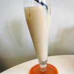 ソレイユカフェ - アイスミルクティー