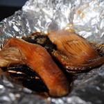 京粕漬 魚久 - 鮭カマ(焼き上げ後)