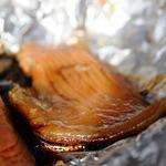 京粕漬 魚久 - 脂が美味しい
