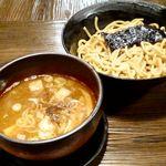 つぼや - つけ麺(並) ¥680