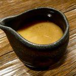 つぼや - スープ割り