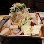 11164986 - 韓国風鉄板鍋