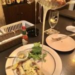 ヨーロピアンバル クル - 料理写真:のびぃ〜る!