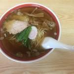長谷六食堂 - 料理写真:スープたっぷり