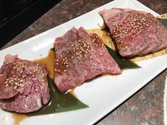和牛焼肉食べ放題 肉屋の台所 田町店の料理の写真