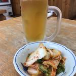 韓国家庭料理 青山 - 料理写真: