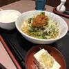 サウスヴィラ - 料理写真:ランチ 冷やし担々麺セット