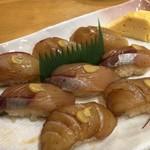 栄寿司 - 料理写真:島寿し