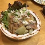 栄寿司 - 塩辛ジャガバタ