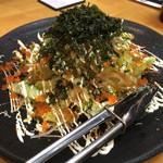 栄寿司 - サラダ