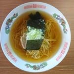 神子田朝市食堂 - 料理写真:ラーメン¥500
