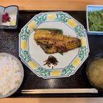 111646317 - 週替わり定食(赤魚西京焼き) ¥850