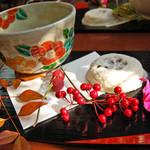 松屋 - 抹茶セット600円