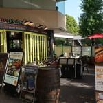 マンゴツリーカフェ+バー - 外観
