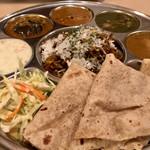 カフェと印度家庭料理 レカ - ベリーセット