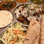 カフェと印度家庭料理 レカ - 全部セット