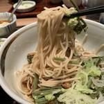 111651824 - ミニ山菜そば