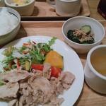 タニタ食堂 - 料理写真: