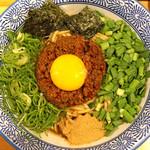 自家製麺 竜葵 - 台湾まぜそば
