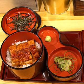自家製麺 竜葵 - 料理写真:ひつまぶし