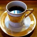 寿司鉄 - 寿司鉄 @平和台 食後のコーヒーサービス
