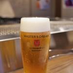 コニクヤマ - 生ビール