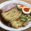 まつや - 料理写真:味玉醤油そば(大盛)900円