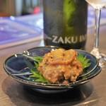純米酒専門 YATA - 料理写真:スルメの麹漬け